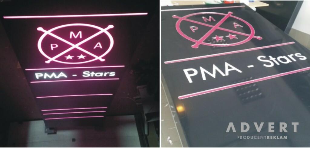 pylon 4 x 1,2 m - producent reklam -