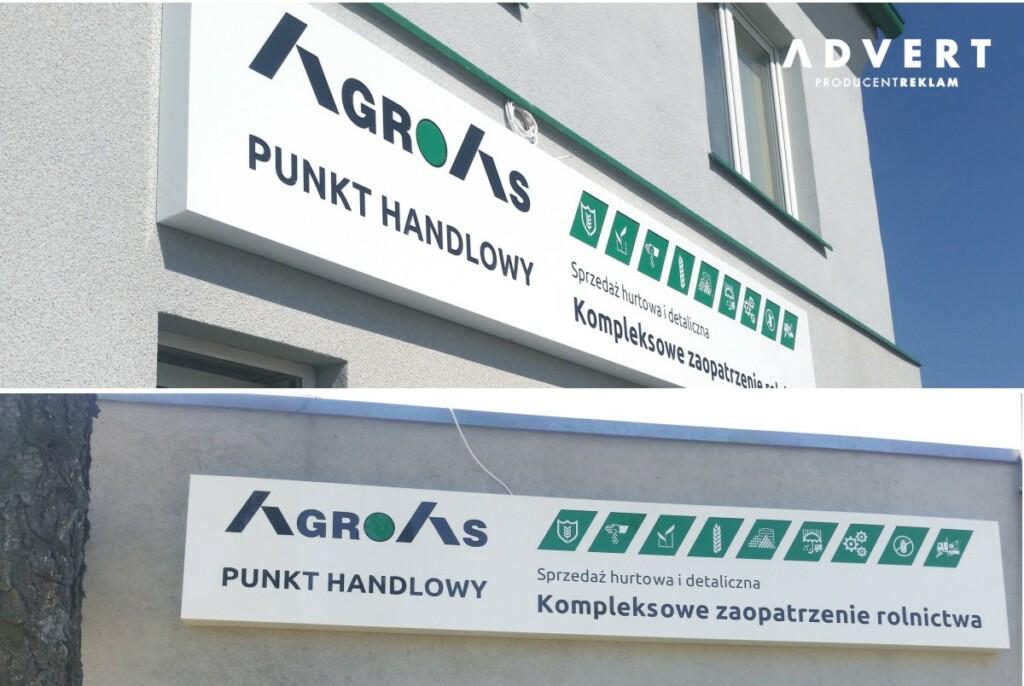 kasetony Agro-As - prodiucent reklam Advert Opole