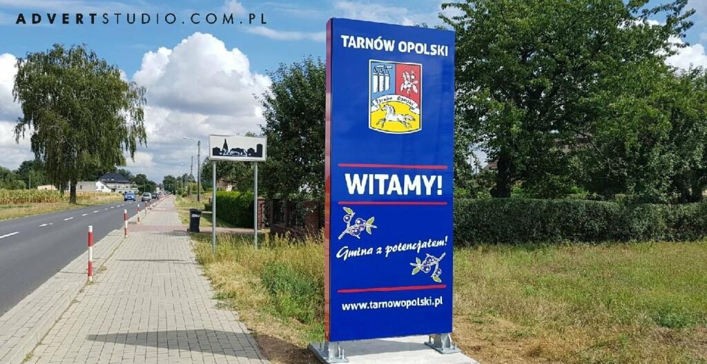 witacz gminny tARNOWA oPOLSKIEGO