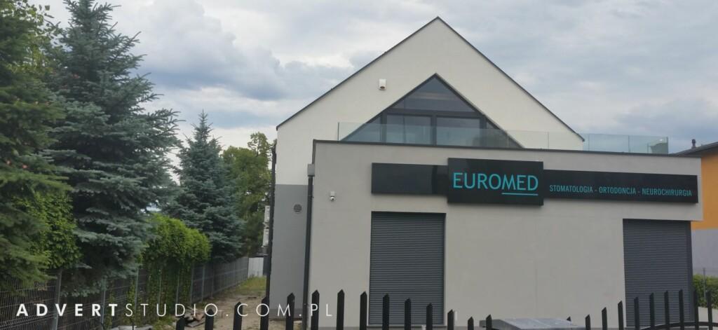 OZNAKOWANIE KLINIKI EUROMED