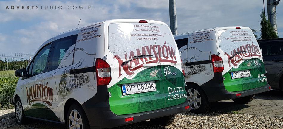 auta Browar Namyslow