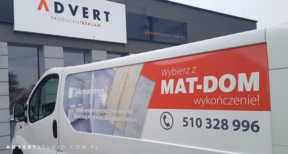 reklama na aucie